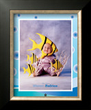 Baby YellowFish Prints by Tom Arma