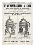 Ironmonger Diary Giclee Print