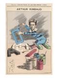 Jean-Nicolas-Arthur Rimbaud Giclee Print