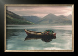 Lake Duich, Highlands, Scotland Print by A. Blair