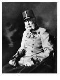 Franz Joseph I, Emperor of Austria, King of Hungary Giclee Print