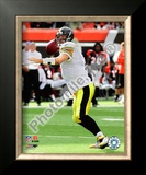 Ben Roethlisberger 2009 Framed Photographic Print