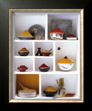 Epices Prints by Edouard Chauvin