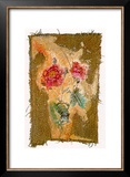 Abstract Roses II Print by Michel Lafontaine
