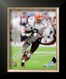 Braylon Edwards 2009 Framed Photographic Print