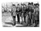 Installation of the Constable of the Tower of London, 1881 Giclee Print