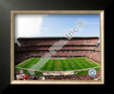 Cleveland Browns Stadium 2008 Framed Photographic Print