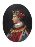 Henry V Reigned 1413-1422 Giclee Print