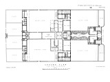 Irish 800-Pauper Workhouse, Ground Plan Giclee Print by Peter Higginbotham