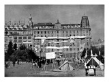 Hotel Colon, Barcelona; Spanish Civil War, 1936 Giclee Print