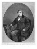 Herbert Ingram Publisher, Founder of the Illustrated London News Giclee Print