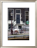 Bicycle by the Street Light, Amsterdam Posters by Igor Maloratsky