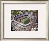 Yankee Stadium 1996; Ariel View Framed Photographic Print