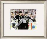 Crosby / Kunitz - &#39;09 St. Cup Framed Photographic Print