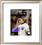 Derek Jeter Framed Photographic Print