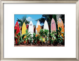 Old Surfboards Never Die Prints by Bernard Fickert