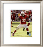 Edgerrin James Framed Photographic Print