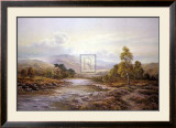 Highland River Prints by Wendy Reeves