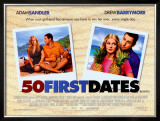 50 First Dates Posters