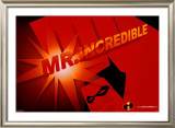 The Incredibles Print