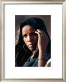 Touareg, Tenere Print by Gilles Santantonio