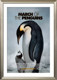 March of the Penguins Print