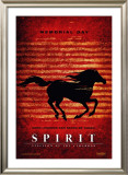 Spirit- Stallion of the Cimarron Print
