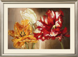 Tulips Prints by Selina Werbelow