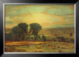 Peace and Abundance Prints by George Inness