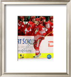 Peter Mueller  Goal Celebration Framed Photographic Print