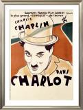 Charlot Framed Giclee Print by  Tranchant