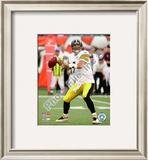 Ben Roethlisberger 2009 Framed Photographic Print