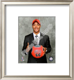 Derrick Rose  1 Pick 2008 NBA Draft Framed Photographic Print