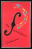 The Philadelphia Orchestra Limited Edition Framed Print by Milton Glaser