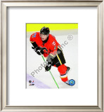 Dion Phaneuf Framed Photographic Print