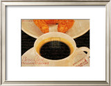Coffee Morning II Prints by Teo Tarras