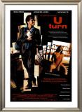 U Turn Posters