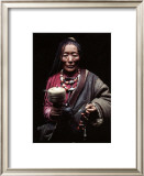 Kham, Tibet Poster by Gilles Santantonio