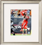 Steve Slaton 2009 Framed Photographic Print