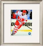Pavel Datsyuk 2008-09 NHL Winter Classic Framed Photographic Print