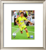 Guillermo Barros Schelotto Framed Photographic Print