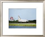 NASA Space Shuttle Landing Posters