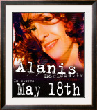 Alanis Morissette - So-Called Chaos Release Prints
