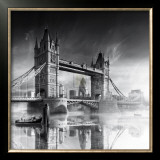 River Thames Posters by Jurek Nems