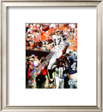 Braylon Edwards 2008 Framed Photographic Print
