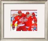 Franzen / Zetterberg - '09 St. Cup Framed Photographic Print