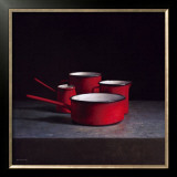 Pots and Pans I Posters by  Van Riswick