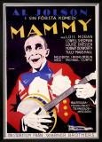 Al Jolson, Mammy Framed Giclee Print by Erik Rohman