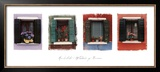 Windows of Burano Prints by Catherine Archuleta