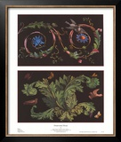 Ornamental Motifs Poster by Michelangelo Pergolesi